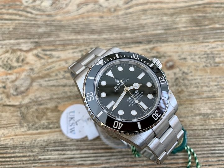 ROLEX SUBMARINER NON DATE - 124060 - NEW MODEL 41MM - NEW 2021