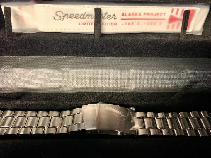 OMEGA SPEEDMASTER MOONWATCH ALASKA PROJECT REF. 311.32.42.30.04.001