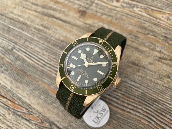 TUDOR BLACK BAY 58 - 18CT GOLD - M79018V