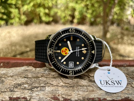 BLANCPAIN FIFTY FATHOMS NO RADIATION - LIMITED EDITION - 5008D1130